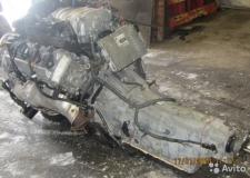 Двигатель 1UZ-FE vvti с АКПП 0735166 Toyota Crown Majesta