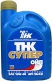 Моторное масло ТНК Супер 10W-40 (1л)