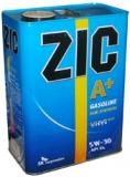 Полусинтетическое моторное масло ZIC A Plus 5W30 (4л)