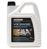 Синтетическое рейсинговое масло на эстеровой основе с керамикой Xenum VX 5w30 (5л)