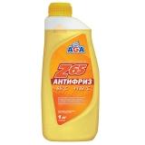 Антифриз AGA, жёлтый, -65С. (1)