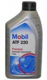 Трансмиссионное масло Mobil ATF 220 для автоматических трансмиссий, ГУР GM Dexron II