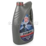 Трансмиссионное масло Лукойл ТМ-4 80W/90, 4 л, минеральное