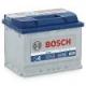 Аккумулятор BOSCH S4 Silver 560 127 054