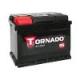 Аккумулятор TORNADO 6 СТ-55 АЗ п/п.