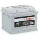 Аккумулятор BOSCH S5 Silver Plus 561 400 060