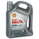 Моторное масло Shell Helix HX8 5W/40, 4 л, синтетическое