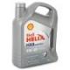 Моторное масло Shell Helix НХ8 5W/30, 4 л, синтетическое