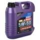 Моторное мото масло LIQUI MOLY Synthoil High Tech 5W50 SM/CF;A3/B4, 4 л, синтетическое (9067)