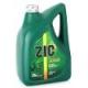 Моторное масло ZIC 5000 10W40 CI-4, 6л полусинтетическое
