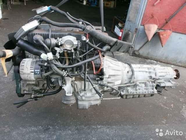BMW M50B25 без ваноса
