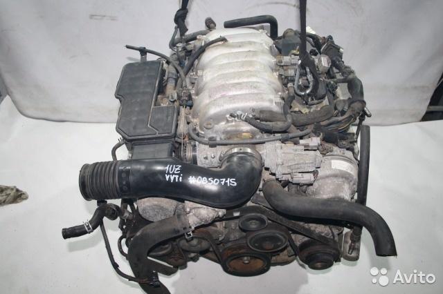 Двигатель 1UZ-FE vvti Toyota Celsior Soarer Lexus