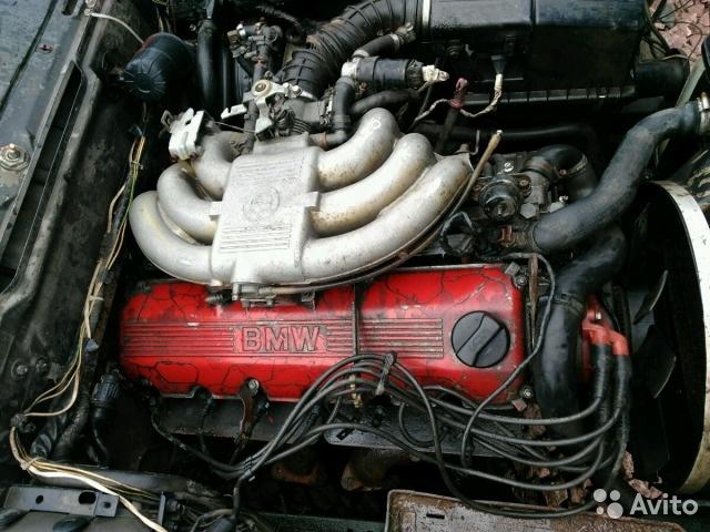 Двигатель BMW e30 e34 m20B25