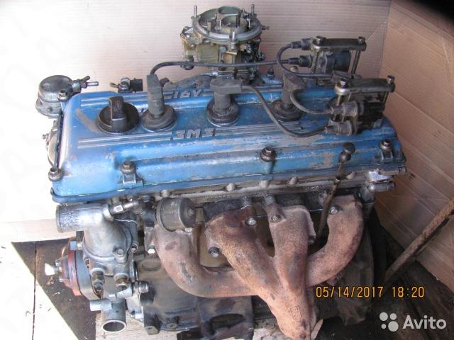 Двигатель ЗМЗ-406 карбюраторный для Волги, Газели