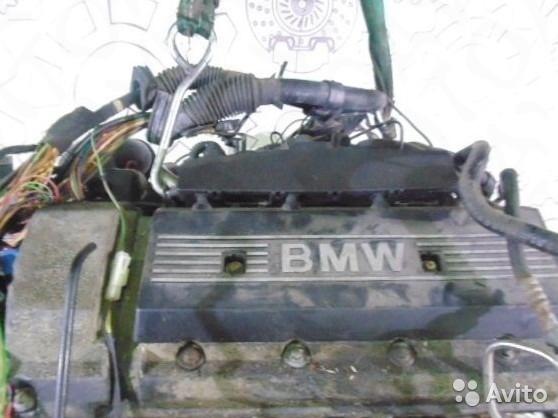 Двигатель б/у BMW X5 E53 4,4л 2000-2007