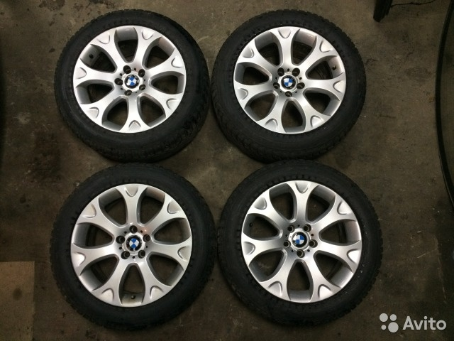 Колёса BMW X5 Nokian Hakkapeliitta Sport 5 / Диски 211