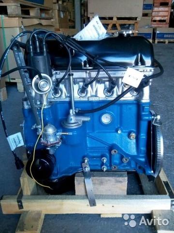 Двигатель 21060-1000260-01
