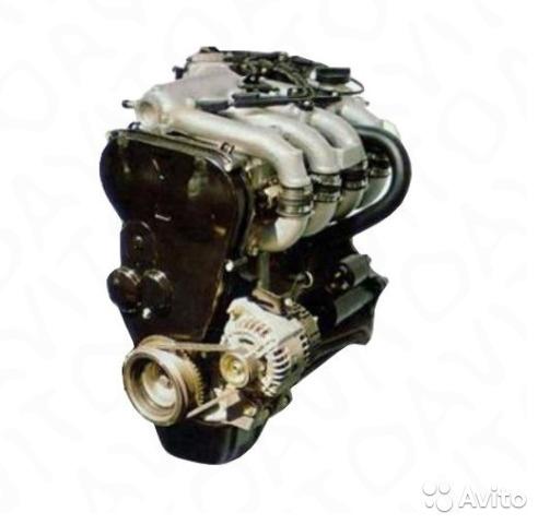 Двигатель Ваз 2110,2112 16 кл
