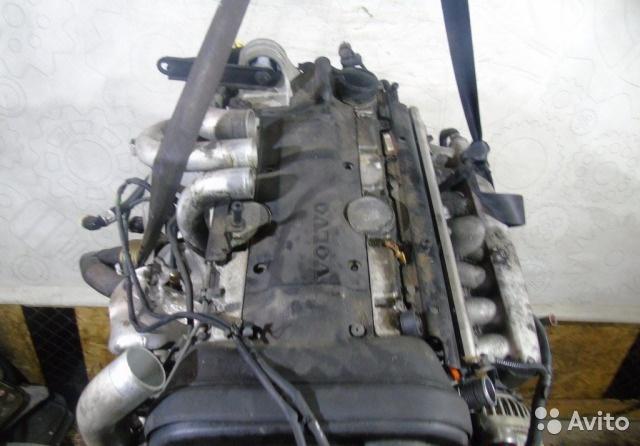 Двигатель Вольво хс90 2.9