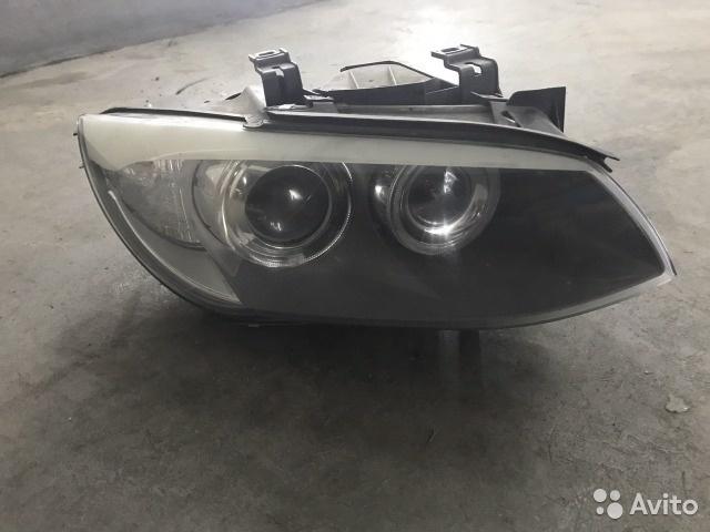 Фара правая на BMW E90 биксенон б/у