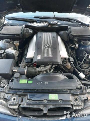 Двигатель BMW e39/e38 m62 b35 б/у