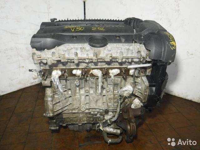 Двигатель Volvo S60 B5204T8 б/у