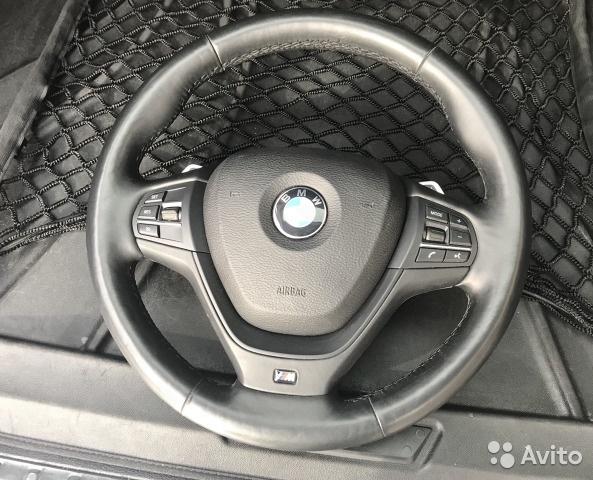 Руль М для BMW X серии