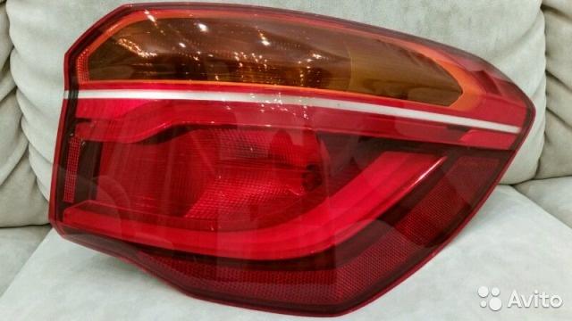 Задний внешний правый фонарь BMW X1 f48