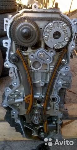 Двигатель Nissan Qashqai (Ниссан кашкай) 2008 г. в., 2.0 л., 4х4