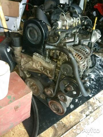Дизельный двигатель для Kia Sportage 2004-2010 2.0 (Киа Спортаж)