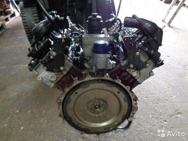 Двигатель Range Rover Sport 3.6 TDV9