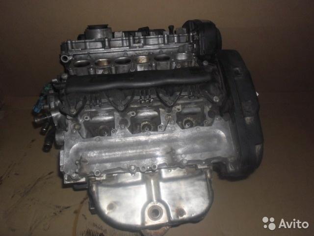 Двигатель 3 литра Peugeot Пежо 607