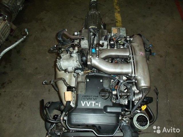 Двигатель Toyota 1JZ-GE VVT-i