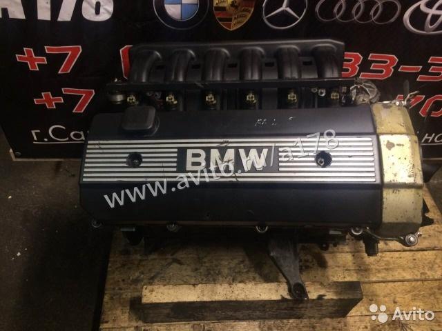 Двигатель BMW 325i E36 525 E34 2.5I M50B25