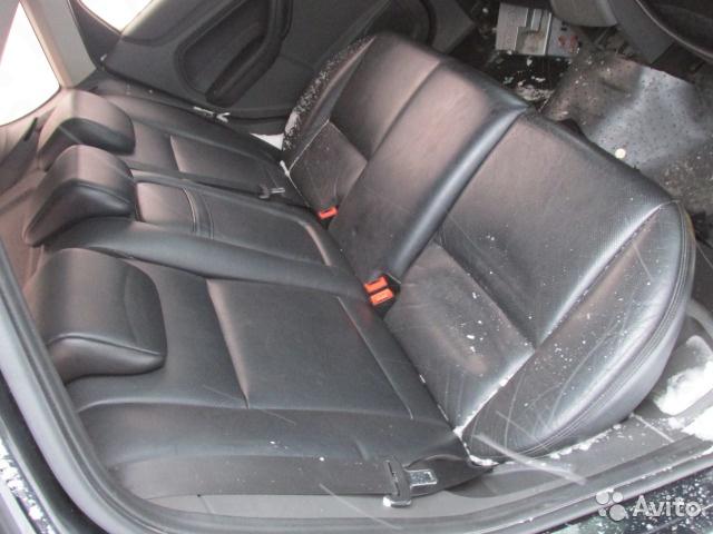 Салон кожаный Форд-Фокус-2 хэтчбек
