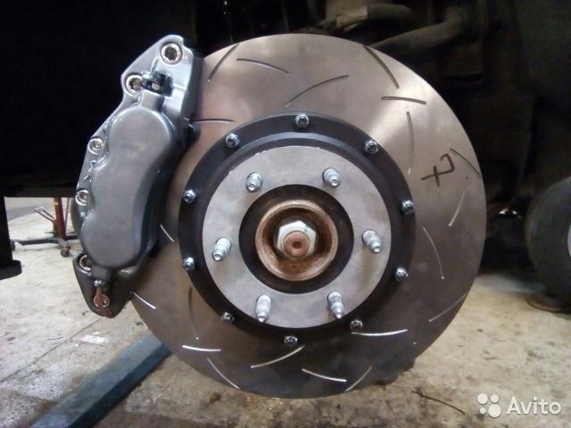 Усиленная тормозная система для Chevrolet Tahoe, Cadillac Escalade, Hummer H2