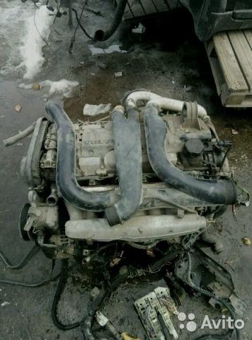 Двигатель Volvo XC90 2.5t