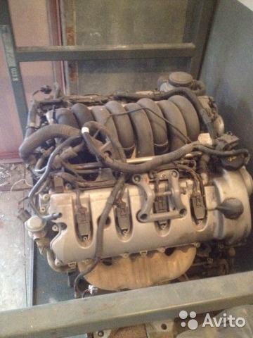 Двигатель М48, 4500 см3, Porsche Cayenne, 2003 г.в