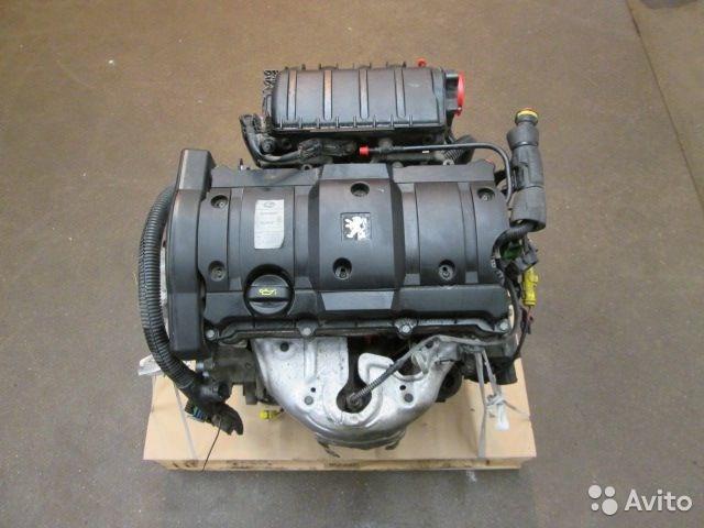 Двигатель Peugeot Citroen (NFU TU5JP4) контрактный