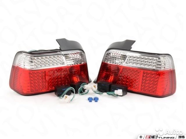 Задние фонари BMW E36 светодиодные