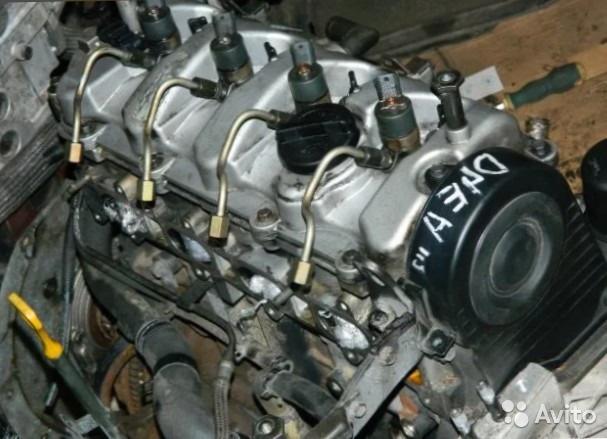 Двигатель 2,0 113 сил D4еа Хендай Santa Fe дизель