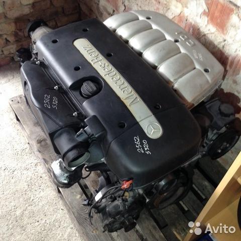 Двигатель Mercedes 3.2 CDI OM 613 960