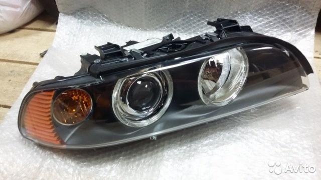 Фара правая BMW E39