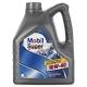 Полусинтетическое моторное масло Mobil SUPER 2000 X1 10W-40, 4 л