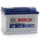 Аккумулятор BOSCH S4 004 Silver 560 409 054
