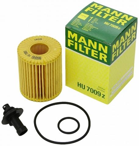 Фильтр масляный MANN HU7009Z