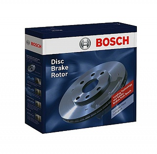 Передний тормозной диск на Land Rover (Bosch 0986479287)