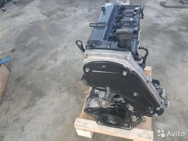 Двигатель D4CB Хундай Гранд Старекс