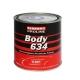 Грунт HB BODY PROLINE 634 RED LINE 4:1 быстросохнущий акриловый наполнитель алкидный чёрный 0.8 л.