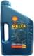 Моторное масло SHELL всесезонное полусинтетическое 10W-40